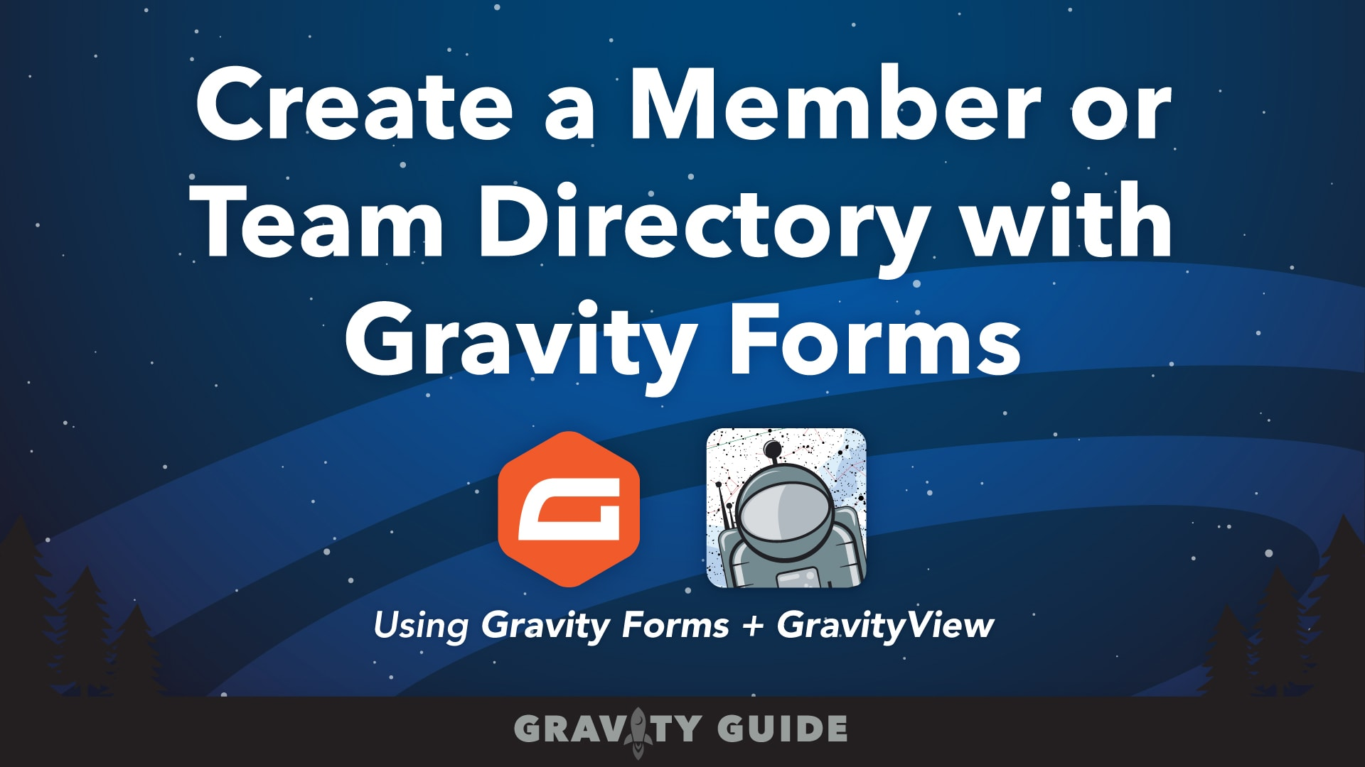 Create a Member or Team Member Directory with Gravity Forms