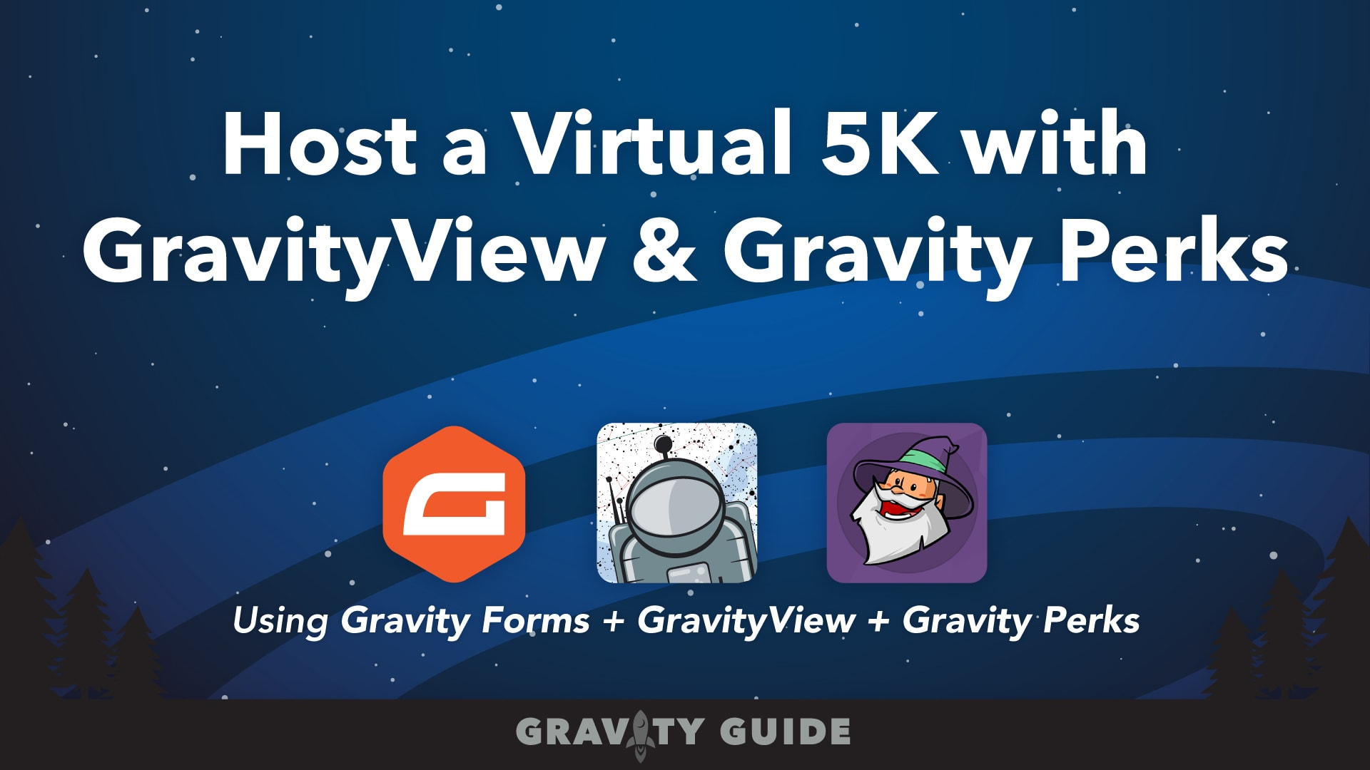 Host a Virtual 5K with Gravity Forms